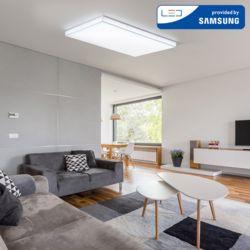 LED 아이솔 직사각 거실등 200W