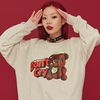 NEONDUST 20FW Friends Oatmeal Sweat Shirt