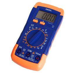 디지털 멀티 테스터기 멀티미터 전압 전류 저항 측정기 공구