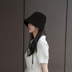 액센트 양면 뒷셔링 보닛햇 모자 (2color)