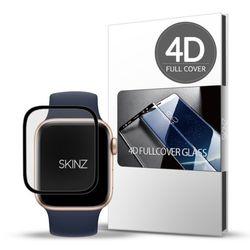 스킨즈 애플워치6 4D 풀커버 강화유리 필름 40mm 1매