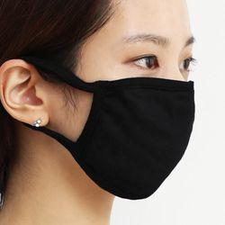 단순생활 패션 오가닉 코튼 면 마스크