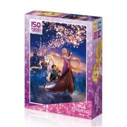 150피스 라푼젤의 꿈 직소퍼즐 토이앤퍼즐