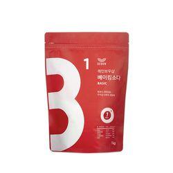 [단품] 베이킹소다 베이직 1kg