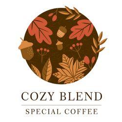 갓볶은 커피 코지 블렌드 500g 가을 블렌드