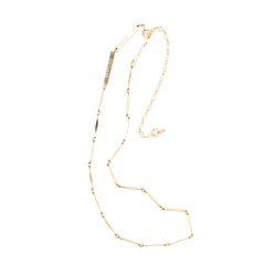 인신매매 생존자 여성지원 기부목걸이 GOLD CHAIN 목걸이