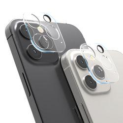 2매 아이폰 12프로맥스 후면 카메라 강화유리 액정보호필름