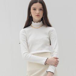 LENA POLA T (WHITE)