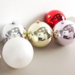 유광볼 200mm(1개입) 크리스마스 트리 TRBALC