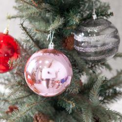 혼합볼 100mm(5개입) 크리스마스 트리 TRBALC