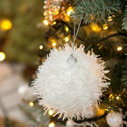 샤프리볼 100mm[2개입] 크리스마스 장식 TRBALC