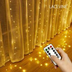 LED 와이어전구 커튼조명 파티라이트 트리전구 줄조명