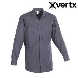 [버텍스] 팬텀 OPS 긴팔 셔츠 (그레이)