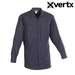 [버텍스] 팬텀 OPS 긴팔 셔츠 (네이비)