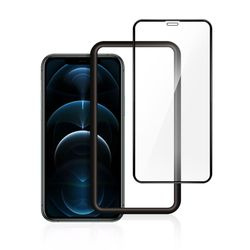 애드온 아이폰12 프로맥스 핏글래스 풀커버 강화유리