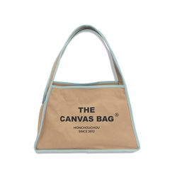 The Canvas Bag Beige S