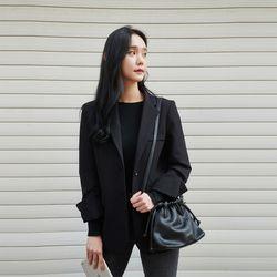 액센트 셔링 쪼리 토트백(테슬포함)