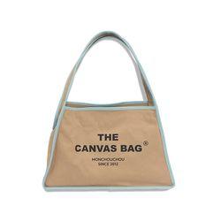 The Canvas Bag Beige L