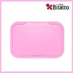 [비타토 탈부착 물티슈캡] 일반형 핑크