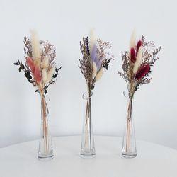 드라이플라워 프리저브드 꽃다발