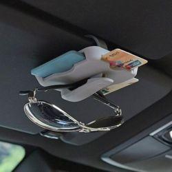 키밍 썬바이저 클립 자동차용품 썬글라스 수납 카드
