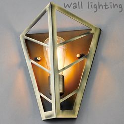 (BL)마스크1등벽등1호빈티지벽등인테리어조명