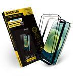 가우런 아이폰12 미니 2.5D 케이스핏 강화유리 보호필름 2매