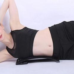 ABM 허리 목 스트레칭기구(색상랜덤)