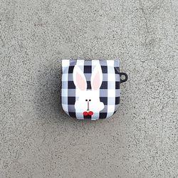 Winter Rabbit 윈터래빗 버즈라이브 케이스