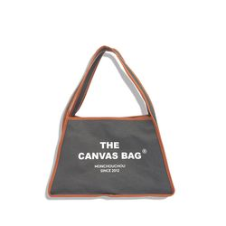 The Canvas Bag Charcoal S