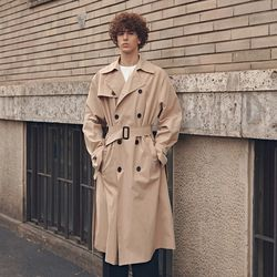 20FW ORIGINAL TRENCH COAT BEIGE