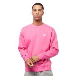 ES나이키 맨투맨 기모 핑크 티셔츠 BV2662-684