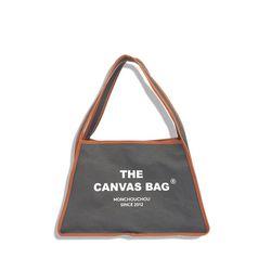 The Canvas Bag Charcoal L