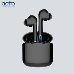 엑토 무선 플레인 블루투스이어폰 TWS-07 블루투스5.0
