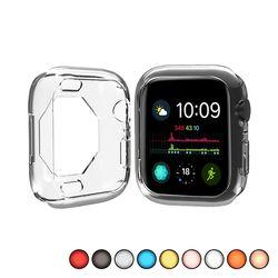 애플워치4 옥타곤 큐브 컬러 스마트워치 케이스 SC010