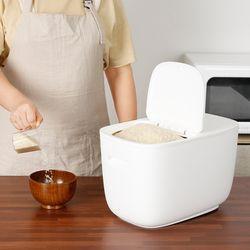 이지 원터치 쌀통 10KG