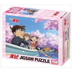 [아이누리] 명탐정 코난 직소퍼즐 150피스. 6: 벚꽃 아래