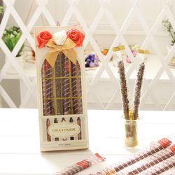 로맨틱(중) 롱빼 막대과자 데이 초콜릿 간식 수능선물