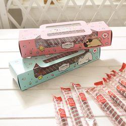 널사랑해 롱빼 막대과자 데이 초콜릿 간식 수능선물
