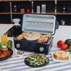 오리지널 전기 바베큐 그릴 오븐 LCZ1050NY 네이비