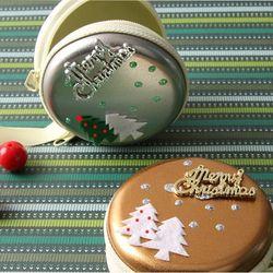 크리스마스 지퍼캔만들기(4인용)크리스마스동전지갑