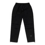 VSC WIDE CARGO JOGGER PANTS BLACK