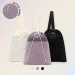 TWINKLE CORDUROY SLING BAG