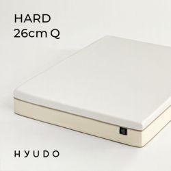 포근한 제주 26cm 하드 메모리폼 매트리스 (Q)