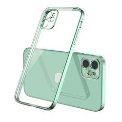 크롬 가드 클리어케이스(아이폰78)