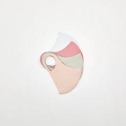 3D 항균 마스크 핑크 SET 중형