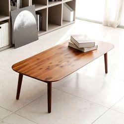 팀버에이치 원목 테이블 1200