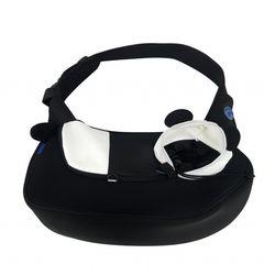 강아지 팬더 슬링백 포대기 안아주개 이동가방 숄더백