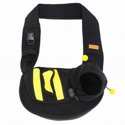 강아지 꿀벌 슬링백 포대기 안아주개 이동가방 숄더백