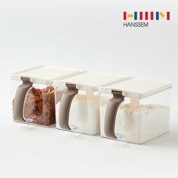 [한샘] 주방정리용품 SOK 마일드 양념통 대 3P 세트